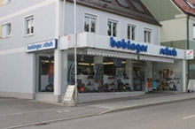 Bobinger Schuh