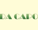 Logo Restaurant  DA CAPO