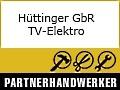 Logo Hüttinger GbR TV-Elektro