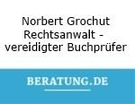 Logo Norbert Grochut Rechtsanwalt - vereidigter Buchprüfer