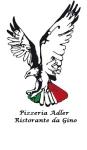 Logo Pizzeria Adler  Ristorante da Gino