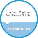 Logo Reisebüro Vogtmann  Inh. Helena Schöfer