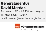 Logo Württembergische Generalagentur  David Merdan