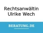 Logo Rechtsanwältin Ulrike Wech