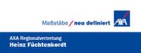 Logo AXA/DBV Regionalvertretung  Heinz Füchtenkordt