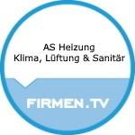Logo AS Heizung, Klima, Lüftung & Sanitär