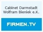 Logo Cabinet Darmstadt Wolfram Bieniek e.K.