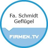 Logo Fa. Schmidt Geflügel