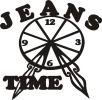 Logo Jeans Time N. Burkert