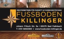 Fussboden Killinger GmbH & Co KG