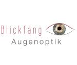 Logo Blickfang Augenoptik  Inh. Nancy Falk