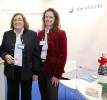 Bonnfinanz  Christiana M. Suden Finanz- und Generationenberaterin & Sigrid Suden Juristin