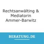 Logo Rechtsanwältin & Mediatorin  Gabriele Ammer-Barwitz