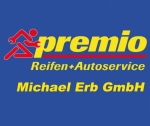 Logo Premio Reifen+Autoservice  Michael Erb GmbH