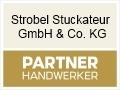 Logo Strobel Stuckateur GmbH & Co. KG