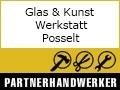 Logo Glas & Kunst Werkstatt Posselt