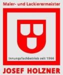 Logo Josef Holzner  Maler- und Lackierermeister