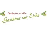 Logo Gasthaus Zur Eiche