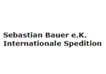 Logo Internationale Spedition Sebastian Bauer