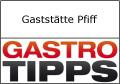 Logo Gaststätte Pfiff