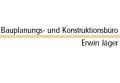 Logo Jäger Erwin  Bauplanungs- und Konstruktionsbüro