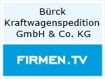 Logo Bürck Kraftwagenspedition GmbH & Co. KG