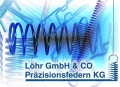 Logo Löhr GmbH & Co. Präzisionsfedern KG
