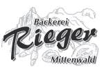 Logo Bäckerei - Konditorei  Rieger