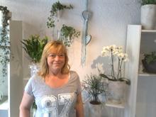 Blumenkorb  Helga Kraus