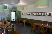 Stadtcafé im Frieda-Rudolph-Haus