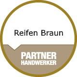 Logo Reifen Braun
