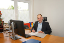 Steuerberater Dipl.-Kfm. (Univ.) Johannes Burggraf