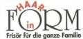 Logo Haar in Form  Katrin Kahl