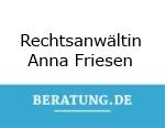 Logo Rechtsanwältin  Anna Friesen