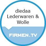 Logo diedaa Lederwaren & Wolle