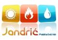 Logo Jandric  Heizung Sanitär Lüftung Solar