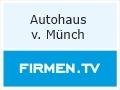 Logo Autohaus v. Münch