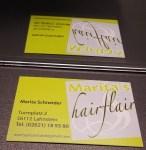 Logo Marita's hairflair