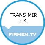 Logo TRANS MIR e.K.