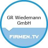 Logo GR Wiedemann GmbH