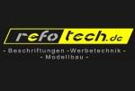 Logo ReFo-tech Beschriftungen