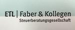 Logo ETL - Faber & Kollegen GmbH  Steuerberatungsgesellschaft