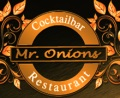 Logo Mr. Onions Cocktailbar & Restaurant