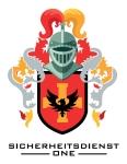 Logo Sicherheitsdienst One e.K.
