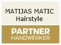 Logo MATIJAS MATIC Hairstyle