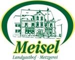 Logo Landgasthof - Metzgerei - Hotel  Meisel