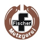 Logo Metzgerei  Robert Fischer
