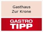 Logo Gasthaus  Zur Krone