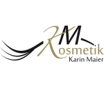 Logo KM Kosmetik  Karin Maier