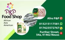Afro P&P Shop
